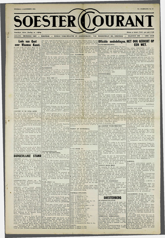 Soester Courant 1962-11-06