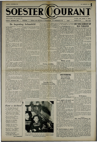 Soester Courant 1964-12-01