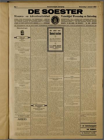 De Soester 1933-01-04