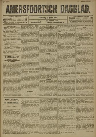 Amersfoortsch Dagblad 1911-06-06