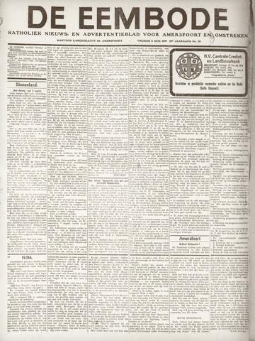 De Eembode 1919-08-08