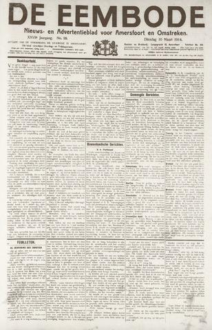 De Eembode 1914-03-10