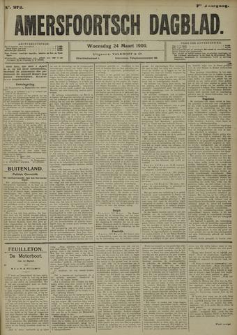 Amersfoortsch Dagblad 1909-03-24