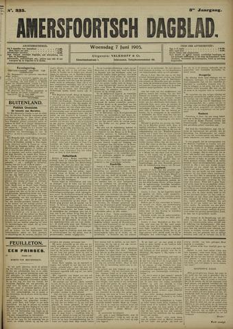 Amersfoortsch Dagblad 1905-06-07
