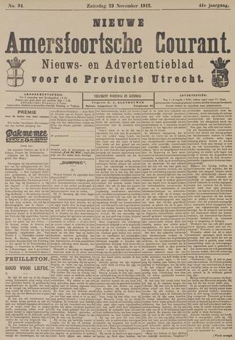 Nieuwe Amersfoortsche Courant 1912-11-23