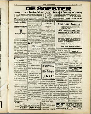 De Soester 1938-10-05