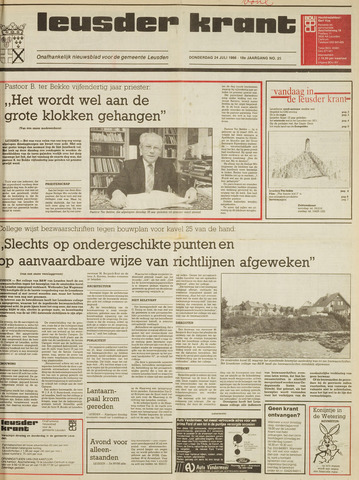 Leusder Krant 1986-07-24