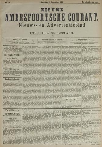 Nieuwe Amersfoortsche Courant 1888-09-29