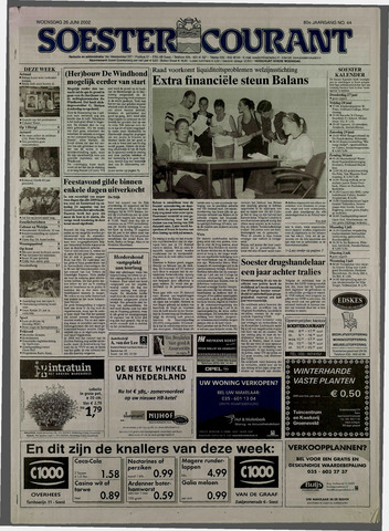 Soester Courant 2002-06-26