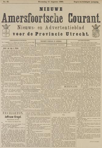 Nieuwe Amersfoortsche Courant 1900-08-15