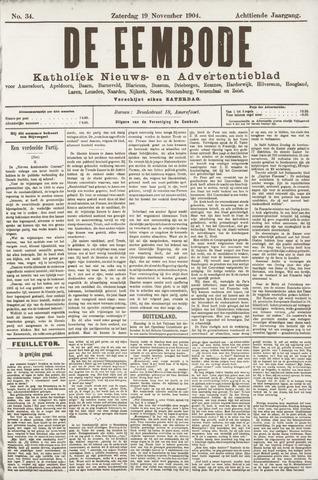 De Eembode 1904-11-19