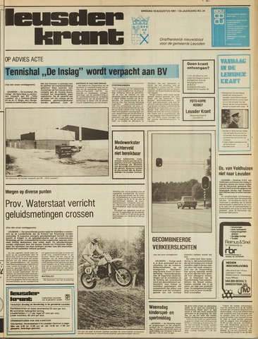 Leusder Krant 1981-08-18