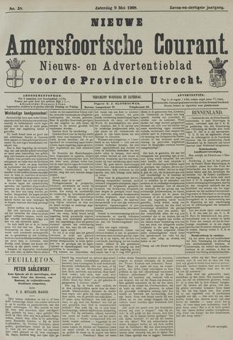 Nieuwe Amersfoortsche Courant 1908-05-09