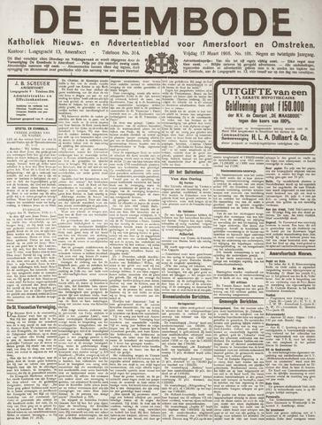 De Eembode 1916-03-17