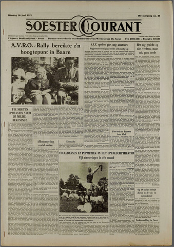 Soester Courant 1972-06-20