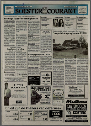 Soester Courant 1999-03-10