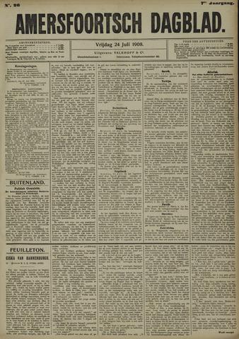 Amersfoortsch Dagblad 1908-07-24