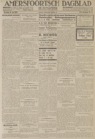 Amersfoortsch Dagblad / De Eemlander 1928-07-10
