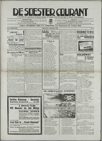 Soester Courant 1939-03-03