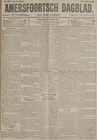 Amersfoortsch Dagblad / De Eemlander 1917-03-03