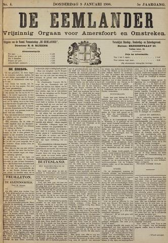 De Eemlander 1908-01-09