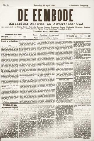 De Eembode 1904-04-30