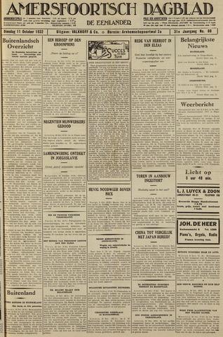 Amersfoortsch Dagblad / De Eemlander 1932-10-11