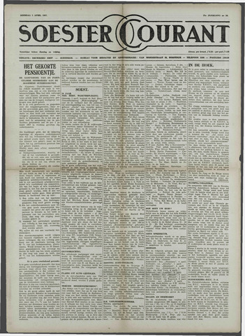 Soester Courant 1957-04-02
