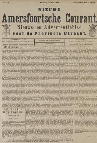 Nieuwe Amersfoortsche Courant 1899-07-22