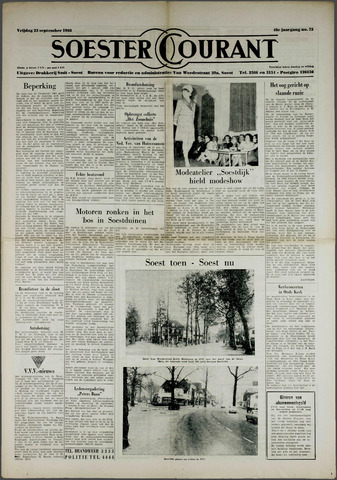 Soester Courant 1966-09-23