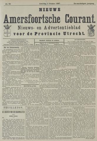 Nieuwe Amersfoortsche Courant 1907-10-05