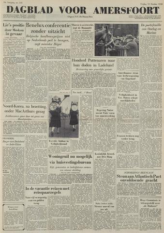 Dagblad voor Amersfoort 1950-10-13