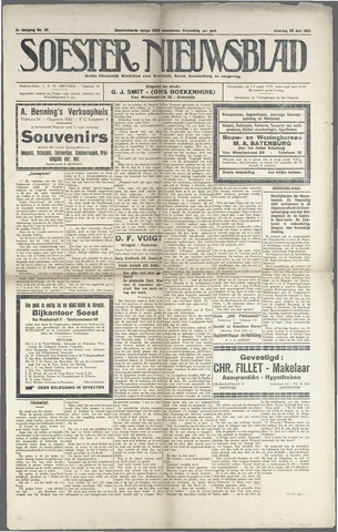 Soester Courant 1923-06-23