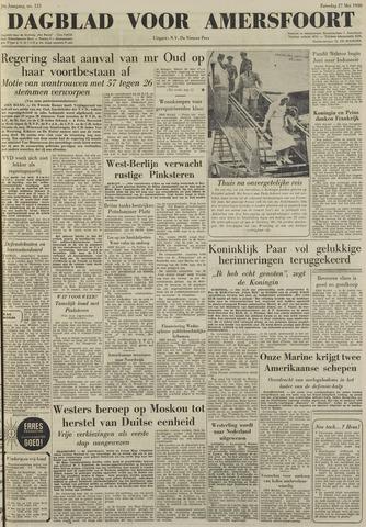 Dagblad voor Amersfoort 1950-05-27