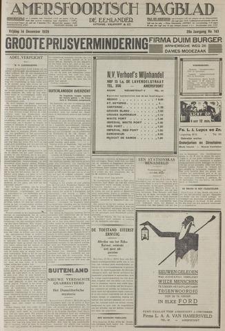 Amersfoortsch Dagblad / De Eemlander 1929-12-14