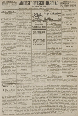 Amersfoortsch Dagblad / De Eemlander 1926-07-12