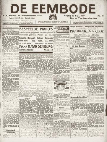 De Eembode 1927-09-23
