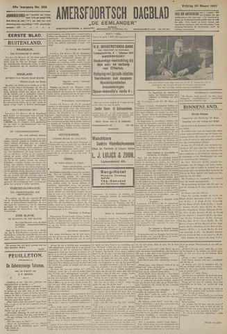 Amersfoortsch Dagblad / De Eemlander 1927-03-25