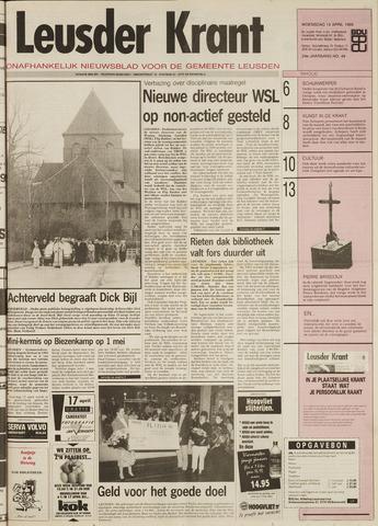 Leusder Krant 1993-04-14