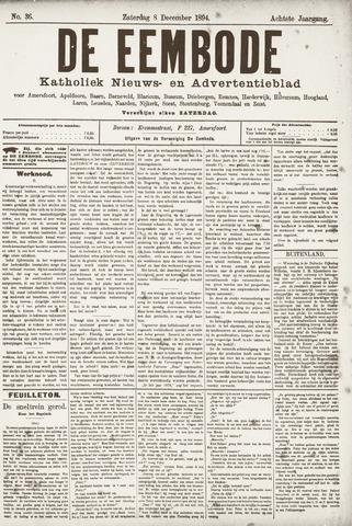 De Eembode 1894-12-08