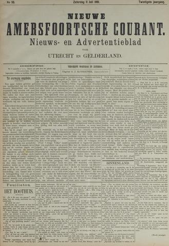 Nieuwe Amersfoortsche Courant 1891-07-11