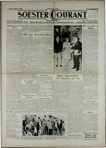 Soester Courant 1965-08-06