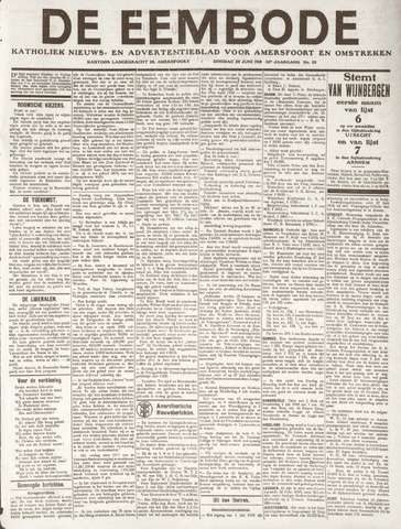 De Eembode 1918-06-25