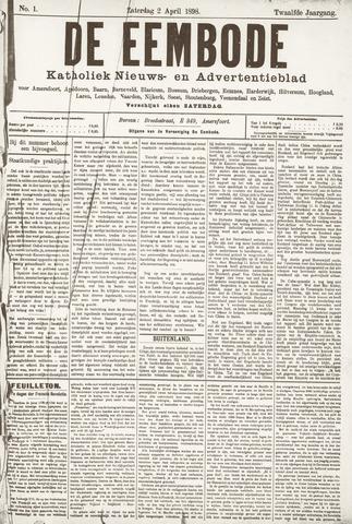 De Eembode 1898-04-02