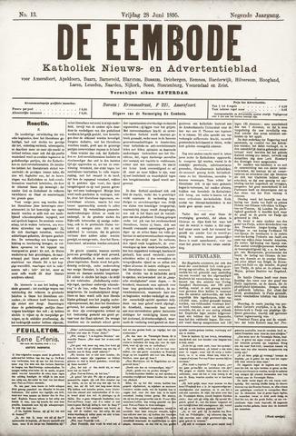 De Eembode 1895-06-28