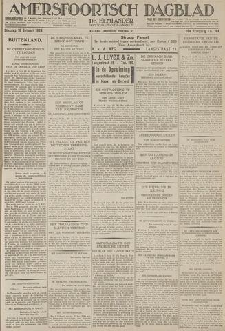 Amersfoortsch Dagblad / De Eemlander 1928-01-10