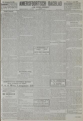 Amersfoortsch Dagblad / De Eemlander 1922-06-13