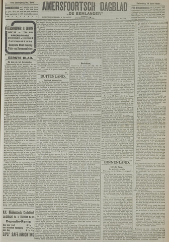 Amersfoortsch Dagblad / De Eemlander 1921-06-18