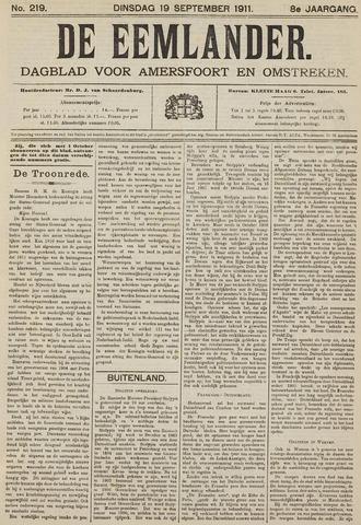 De Eemlander 1911-09-19