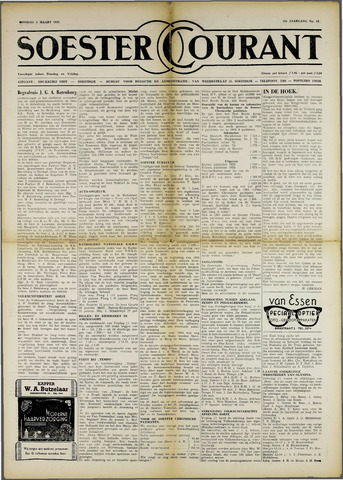 Soester Courant 1955-03-08